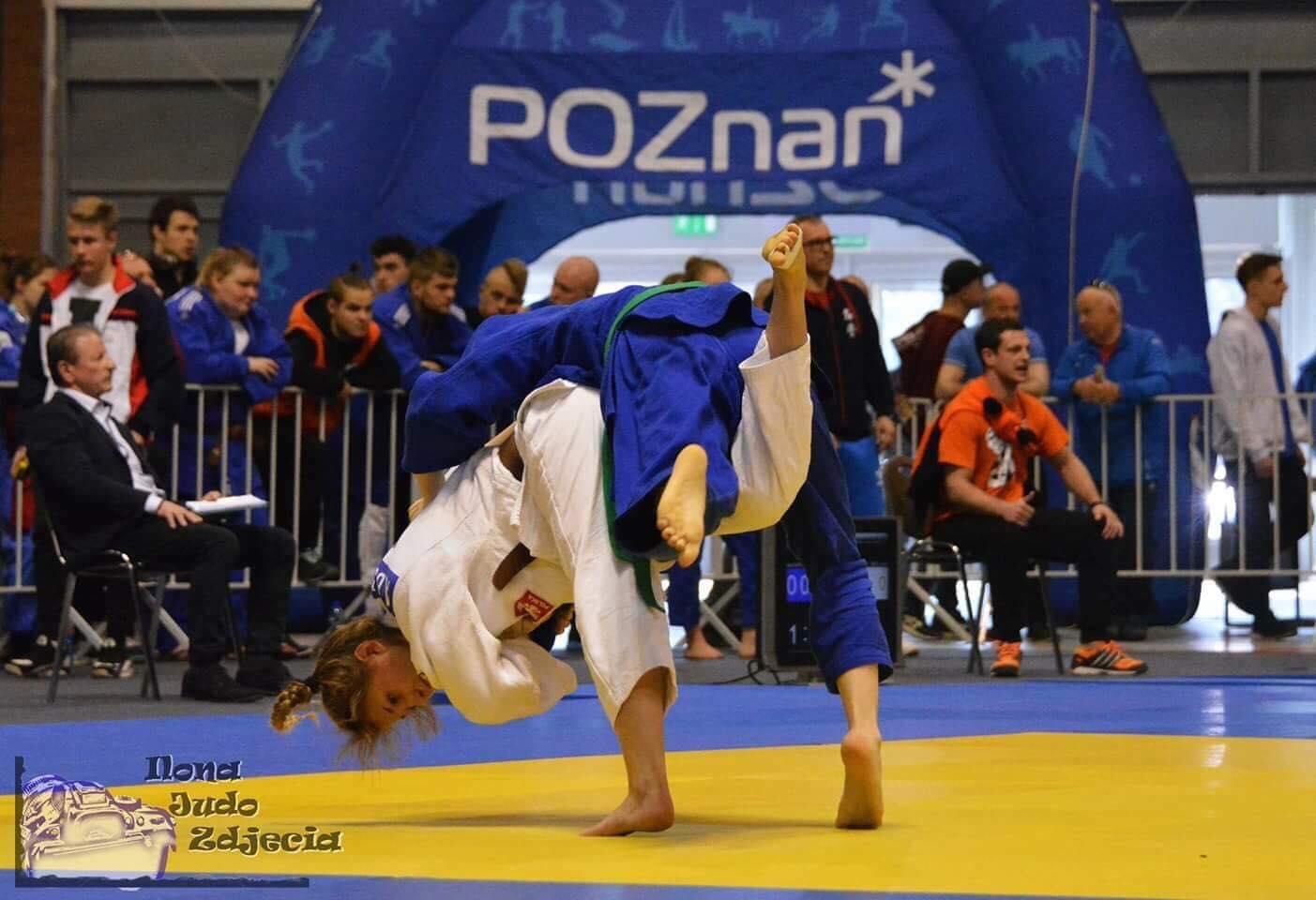 Judo Faltynowicz Barbara
